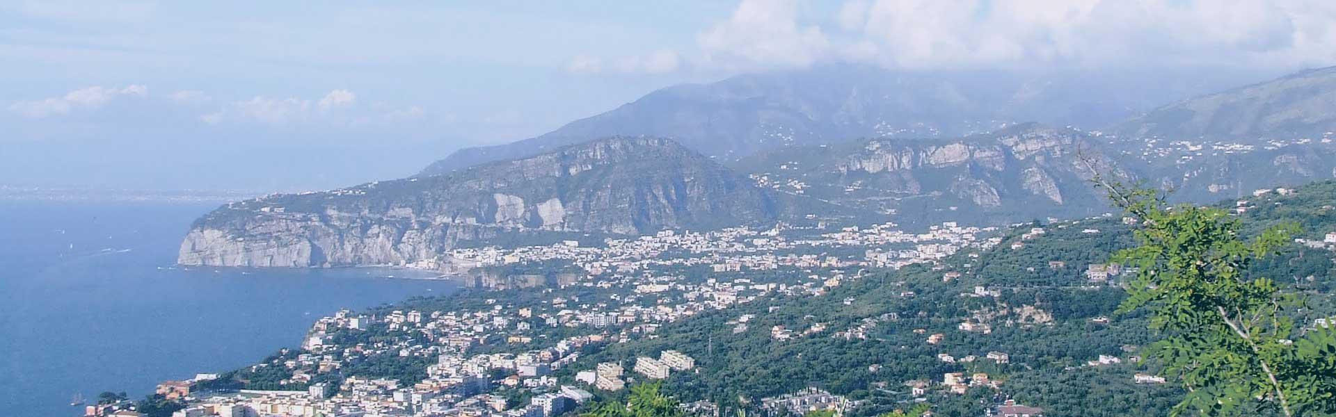 September in Sorrento